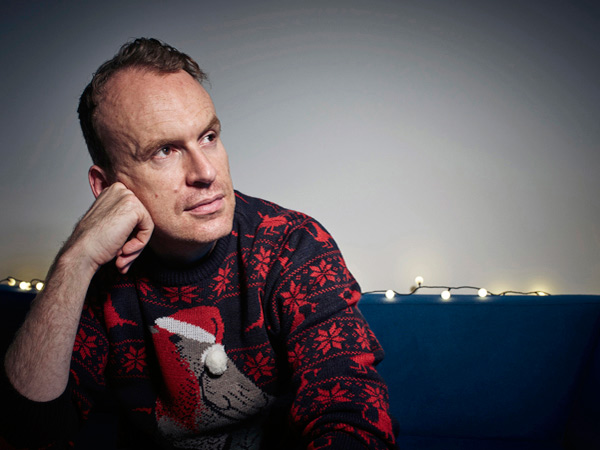 Author Matt Haig for The Independent