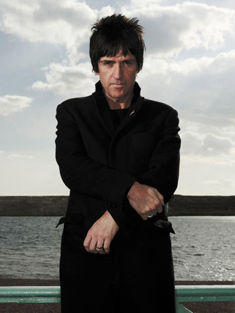 Johnny Marr for The Independent