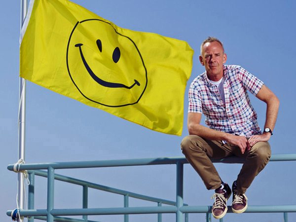 Norman Cook for The Independent