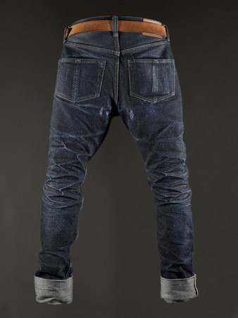 Steel Feather Denim