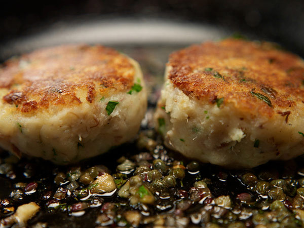 Fish Cakes for Eat Sussex
